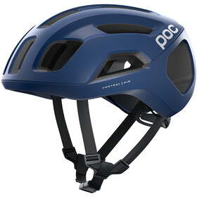 POC Ventral Air Spin Fietshelm, lead blue matt